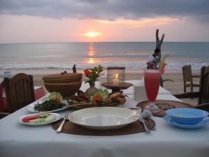 Diner di Jimbaran