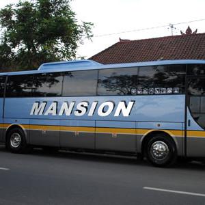 sewa bus 40 seat