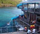 Quicksilver pontoon