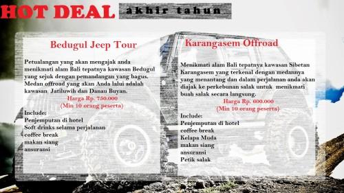hot deal jeep tour
